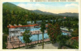 Swimming pools, Brookside Park, Pasadena, California (P.40), undated